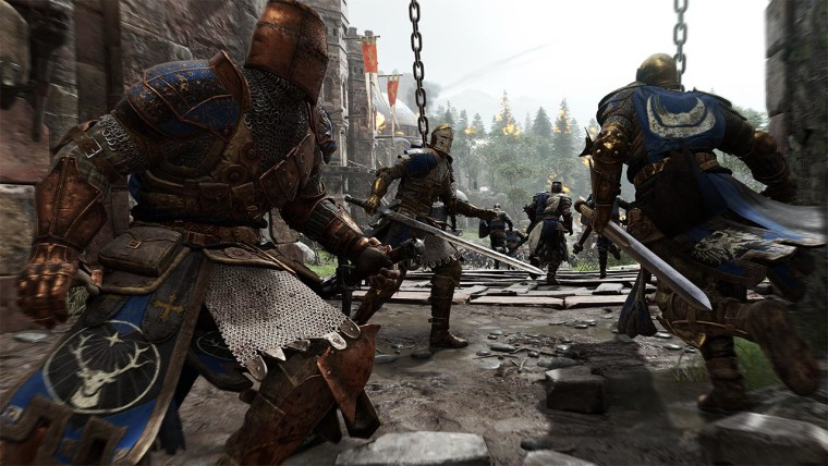For Honor gets dedicated servers on console today after successful