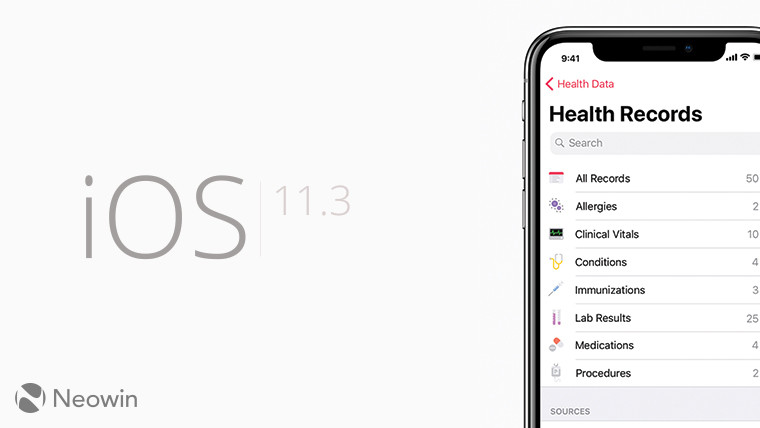 Apple's new iOS 11.3 update, here's all you need to know