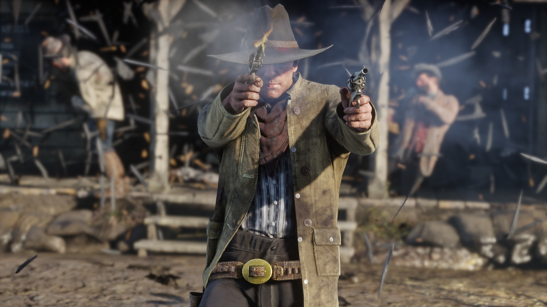 Red Dead Redemption 2 Delayed Again, But Finally Gets a Release Date