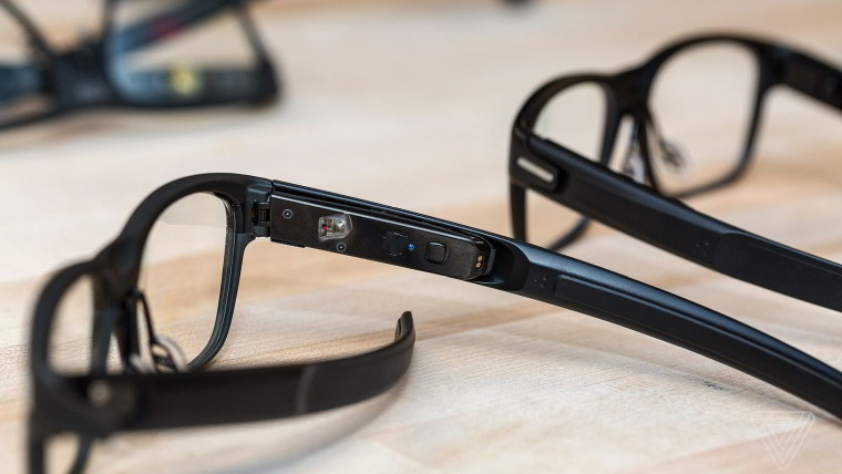 Intel Vaunt project tries to take the stigma out of AR glasses