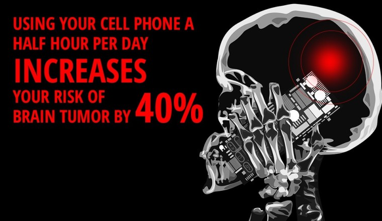 High doses of cellphone radiation linked to some cancers in rats