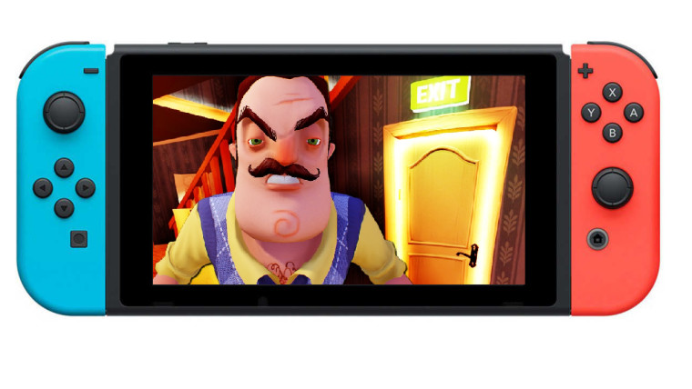 TinyBuild is bringing six games to the Switch including Hello Neighbor
