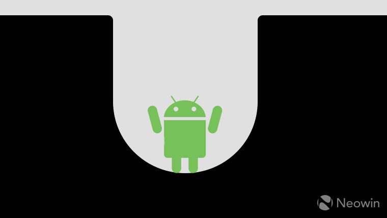 Android P will allow you to use your phone as a Bluetooth mouse or keyboard