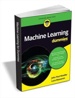 """Get this """"Machine Learning For Dummies"""" ($13 value) eBook"""