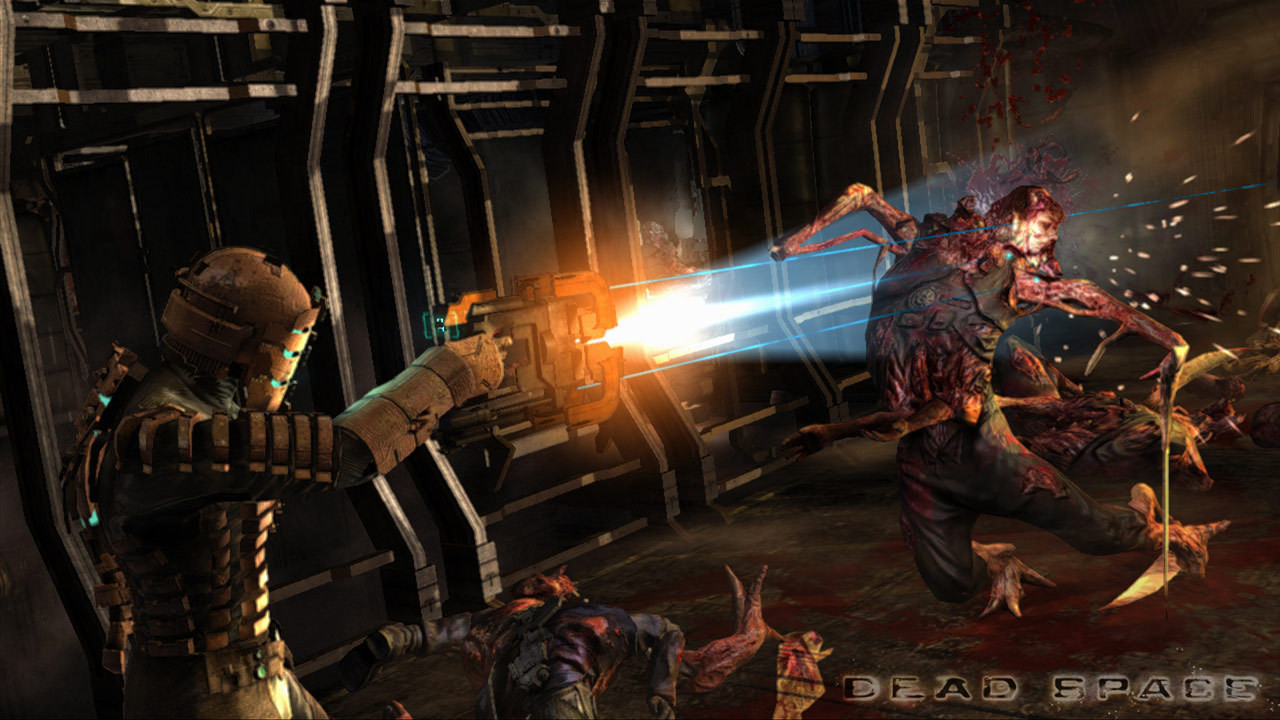 Dead Space Available for Free on Origin
