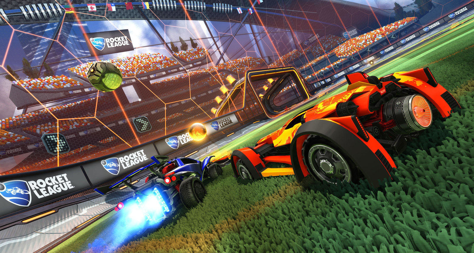 Play 'Rocket League' IRL with a Hot Wheels RC auto kit