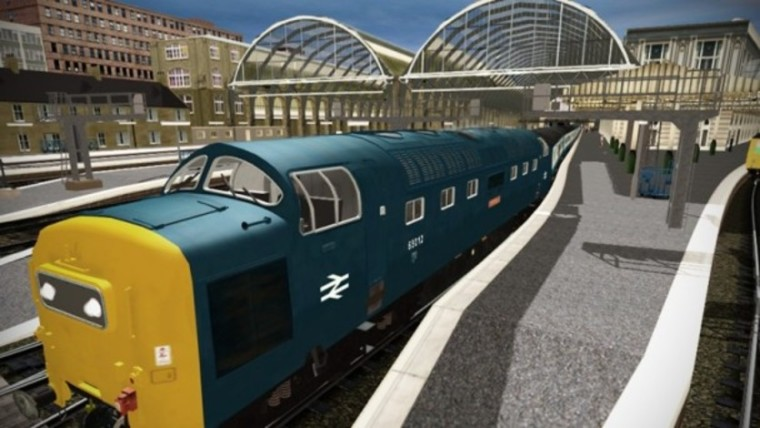 Don't miss the Trainz: A New Era Platinum Edition Bundle for only