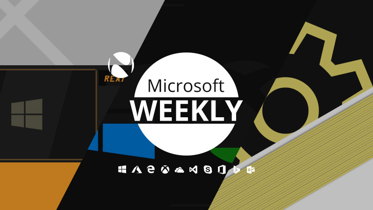 Microsoft Weekly: Previews ready, gaming not so heavy, patch spaghetti