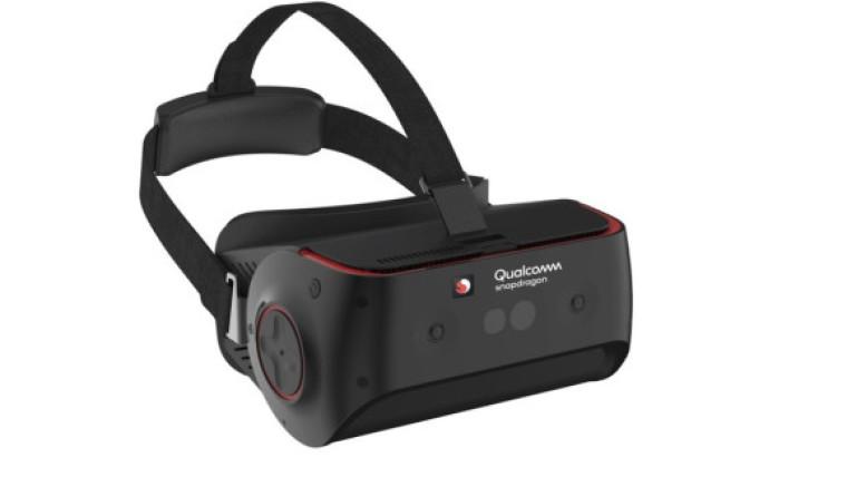 Qualcomm reveals Snapdragon 845 Mobile VR headset reference design