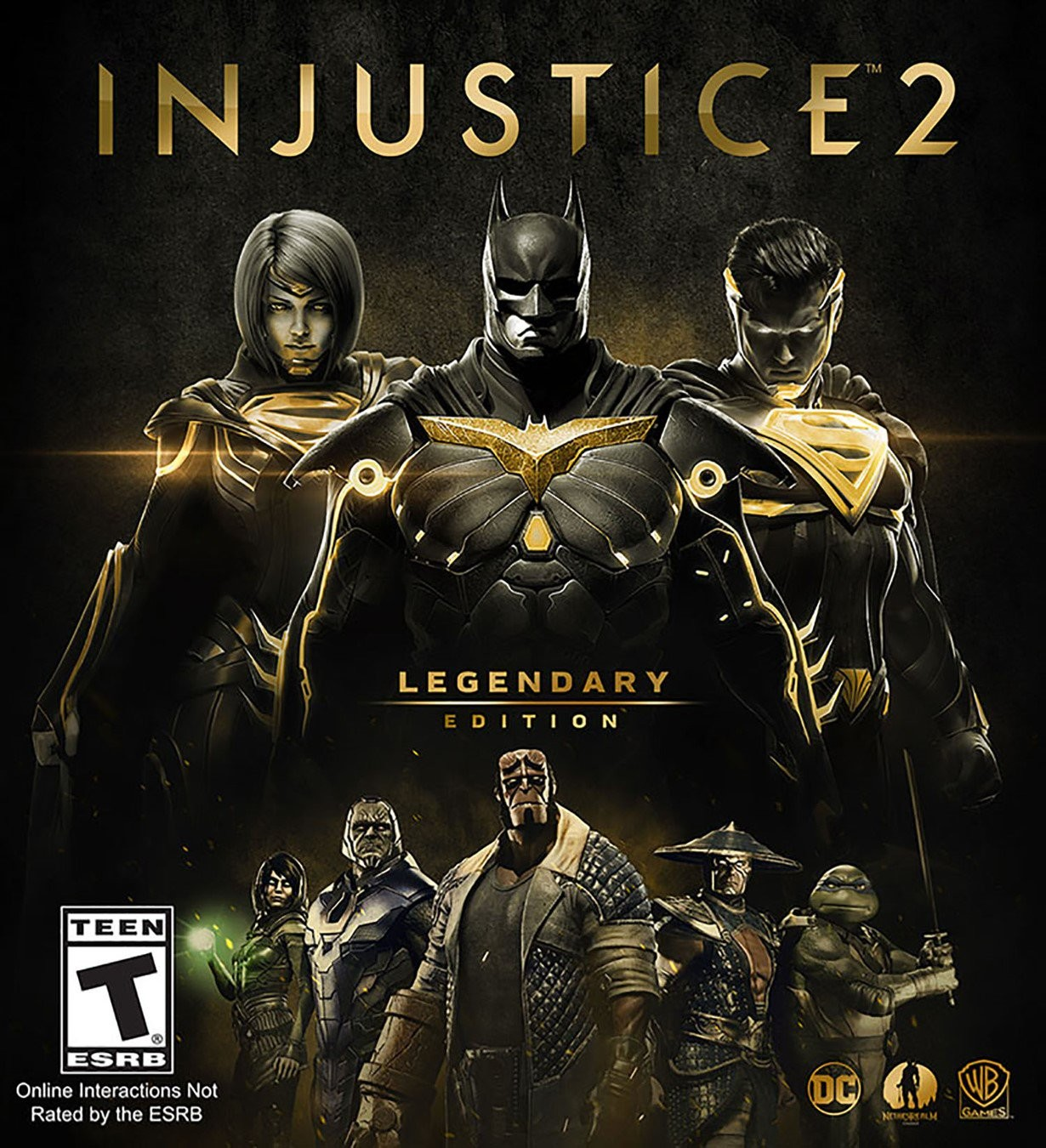 Injustice 2 Legendary Edition officially announced for March 27th