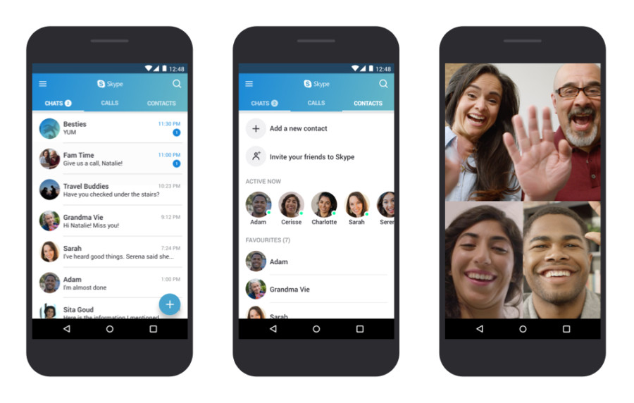 Microsoft optimizes Skype for older Android devices - Neowin