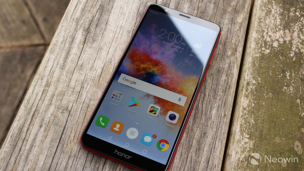 Honor 7X review: Premium on a budget - Neowin