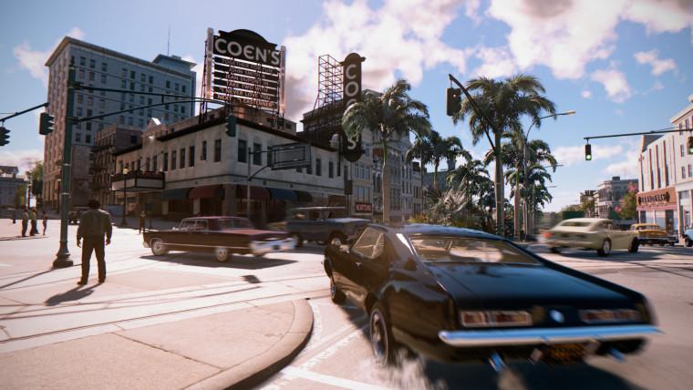 This is a screenshot from Mafia III