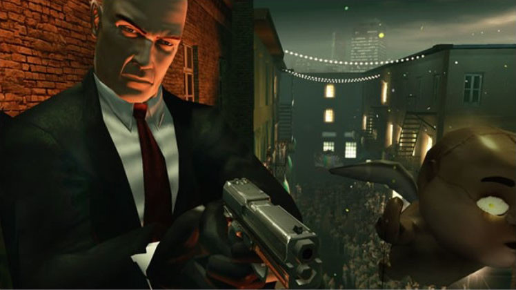 Your Favorite Hitman: Blood money MISSION??? (possible ...
