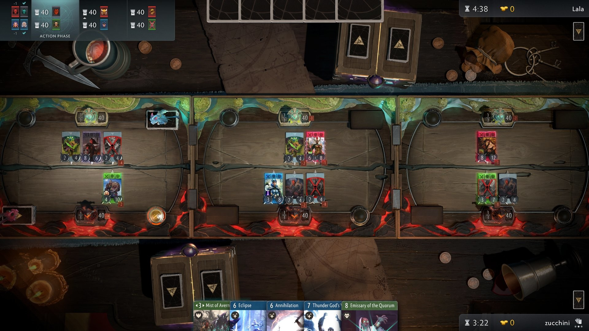 valve s artifact card game won t be free to play more details