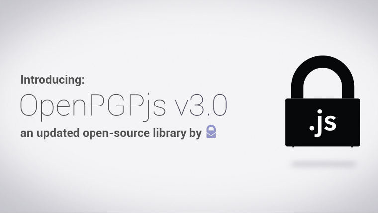 ProtonMail's open source encryption library, OpenPGPjs, passes