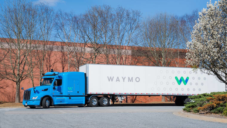 Waymo moves beyond driverless taxis with trucking program