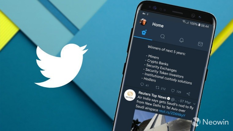 Twitter is collecting browsing history but not from European users