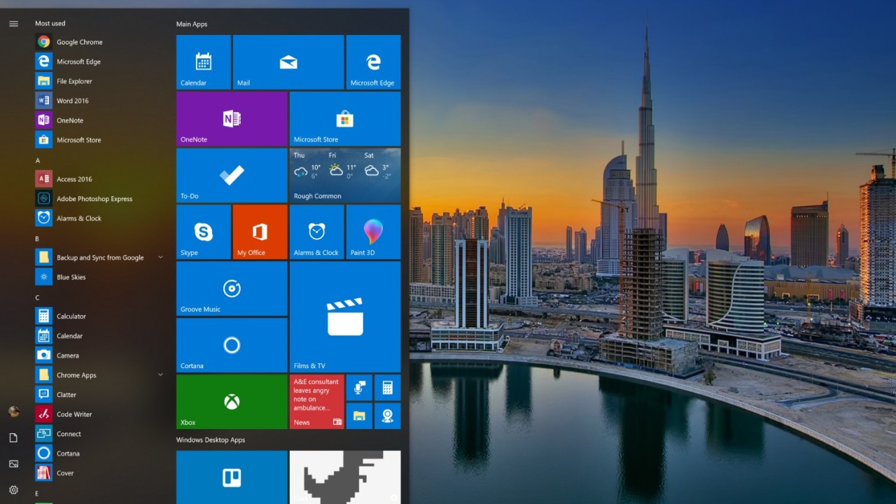 what is windows 10 build 1803