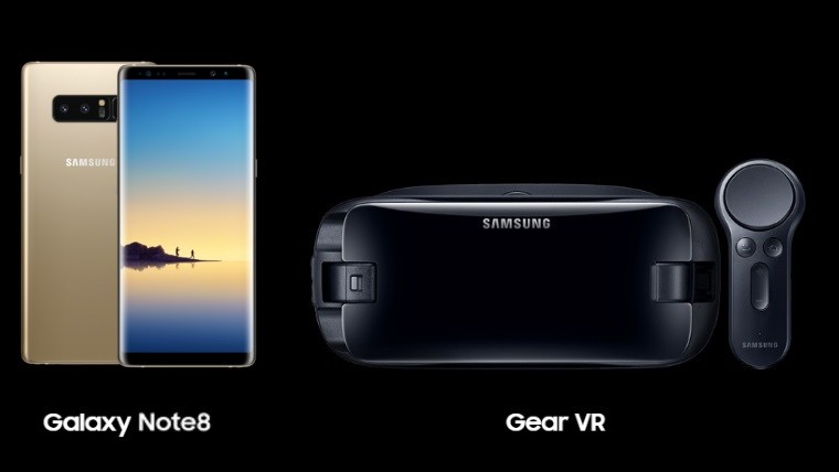 Get a free Gear VR with controller worth £119 with purchase of a