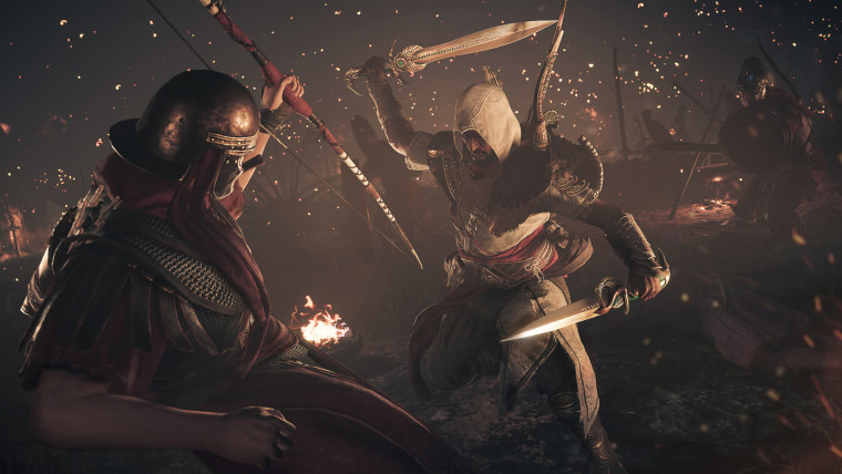 Assassin  s Creed Unity multiplayer matchmaking