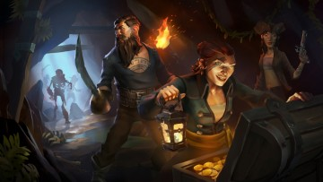 Sea of Thieves goes live on Xbox One and Windows 10