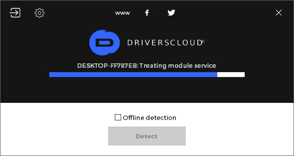 driverscloud windows 7