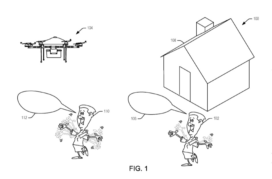 Amazon Developing Drone That Understands Hands Signals & Human Voice