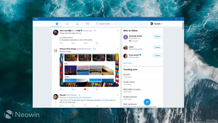 Twitter updates Windows 10 Mobile app to PWA, breaks