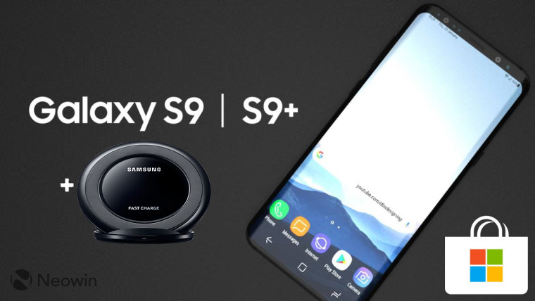 Microsoft is giving away a Samsung Fast Charging Stand with every ...