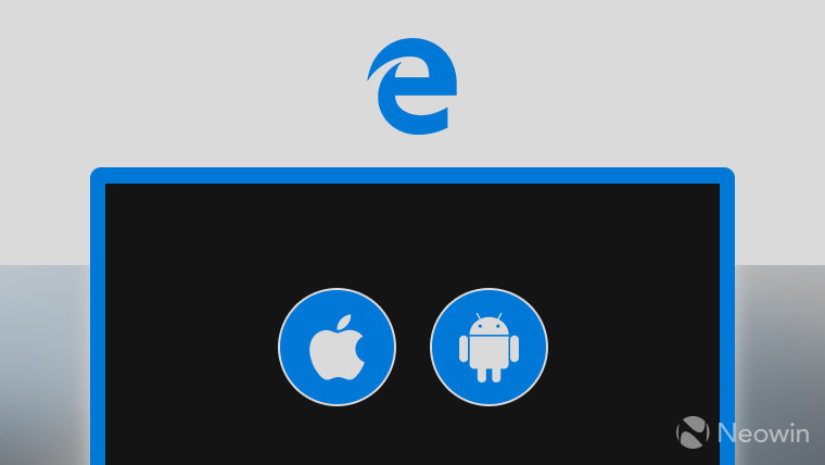 Microsoft Edge launches support for iPad and Android tablets