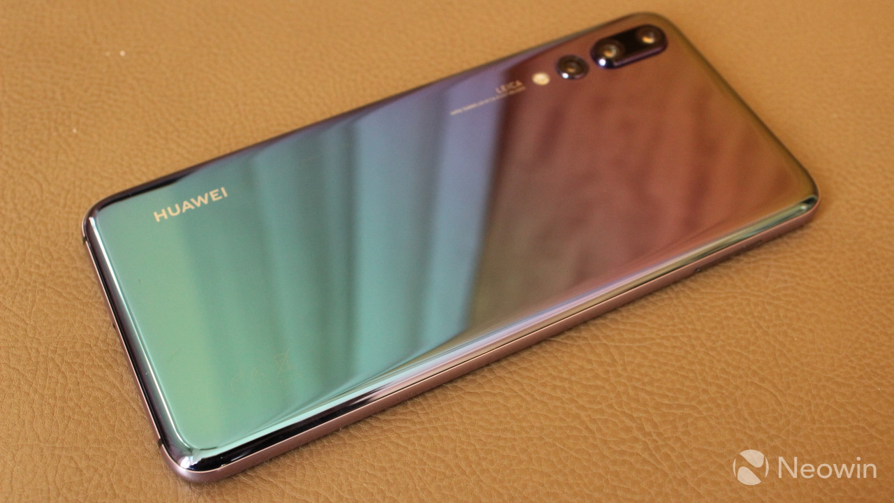 Huawei P20 Pro review: You've got the best seats in the house - Neowin