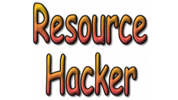 Resultado de imagen de Resource Hacker