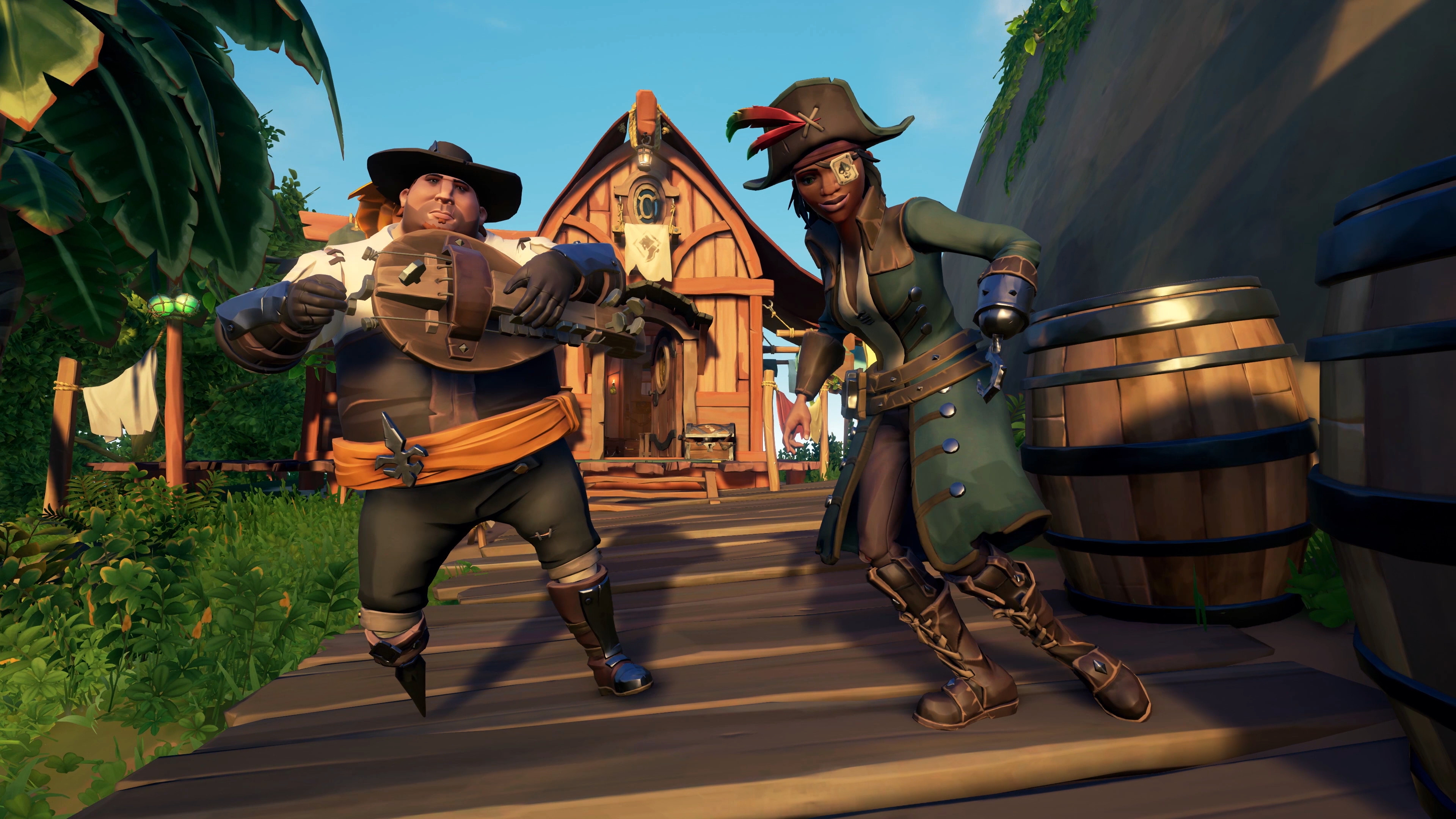 Sea of Thieves 1 0 5 update brings changes based on feedback