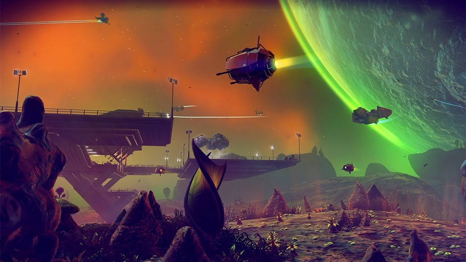 No Man's Sky NEXT Is Coming To Xbox One, PS4 and PC