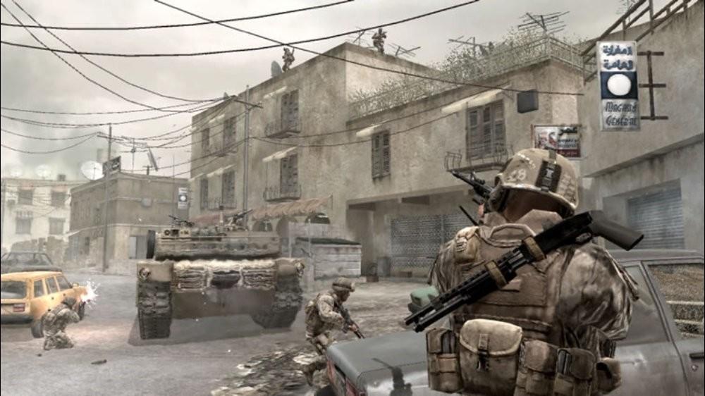 Call of Duty 4: Modern Warfare Now Backward Compatible