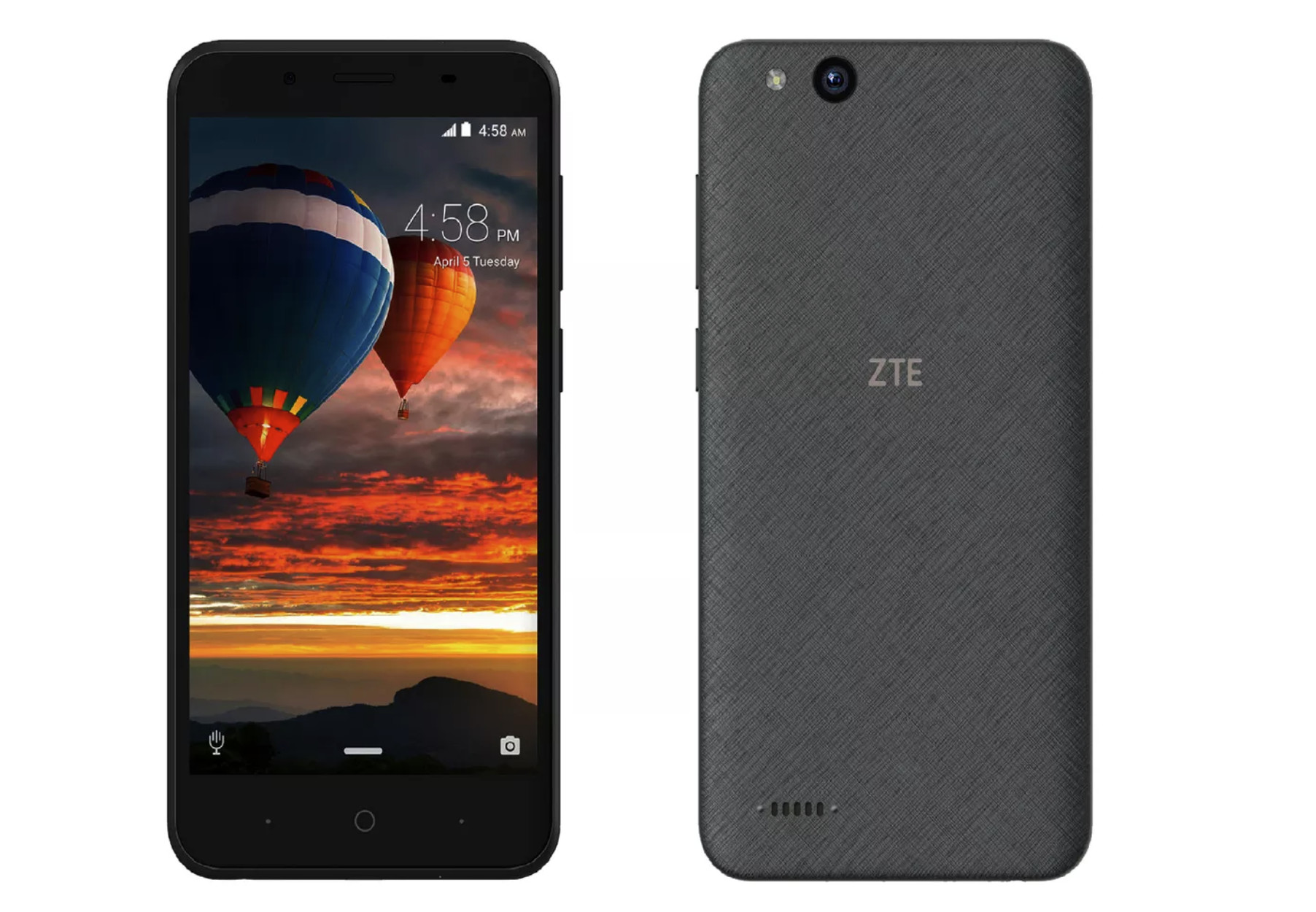 ZTE debuts Android Go handset for the United States, priced at $79.99