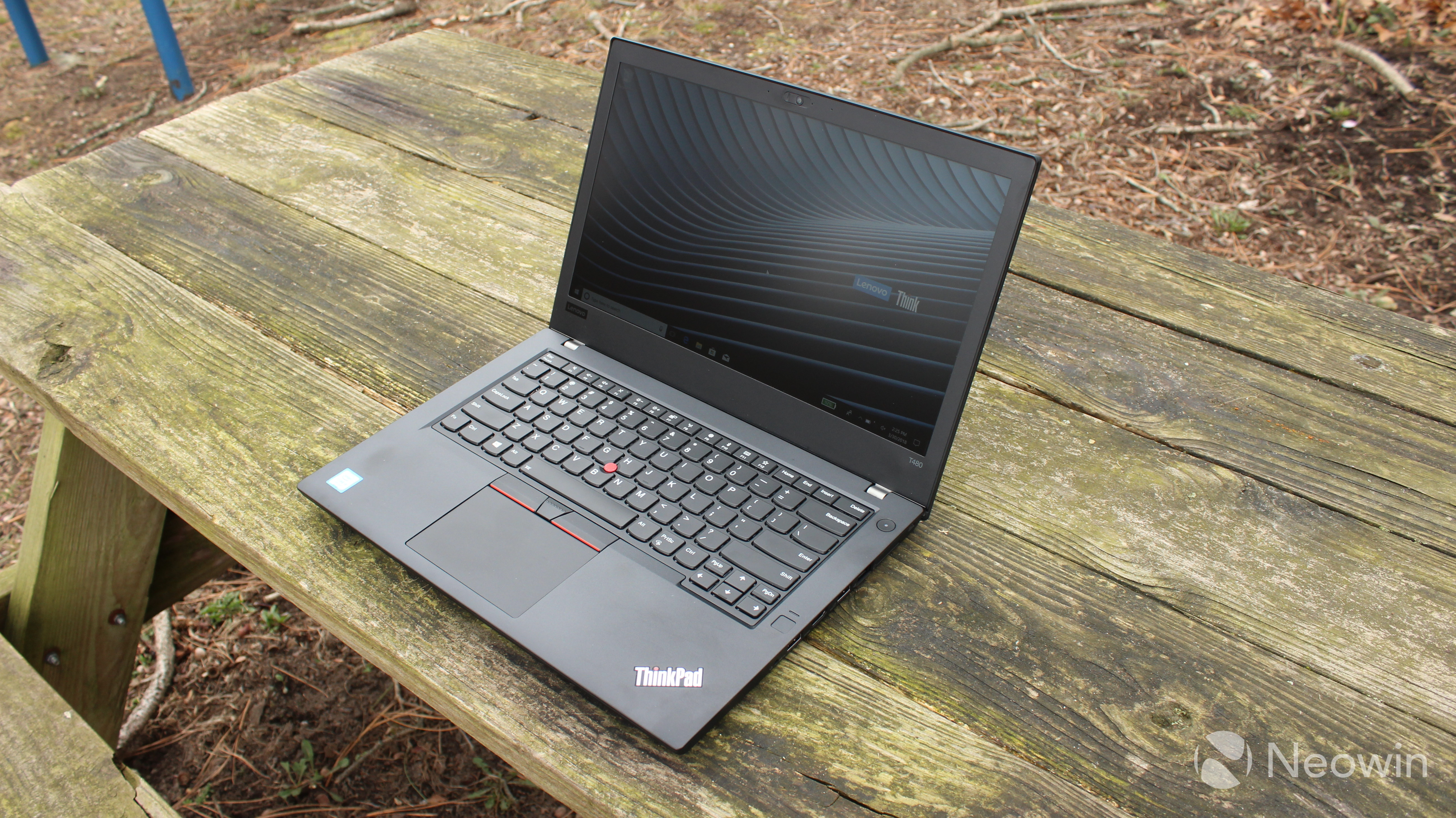 Lenovo ThinkPad T480 unboxing and first impressions - Neowin