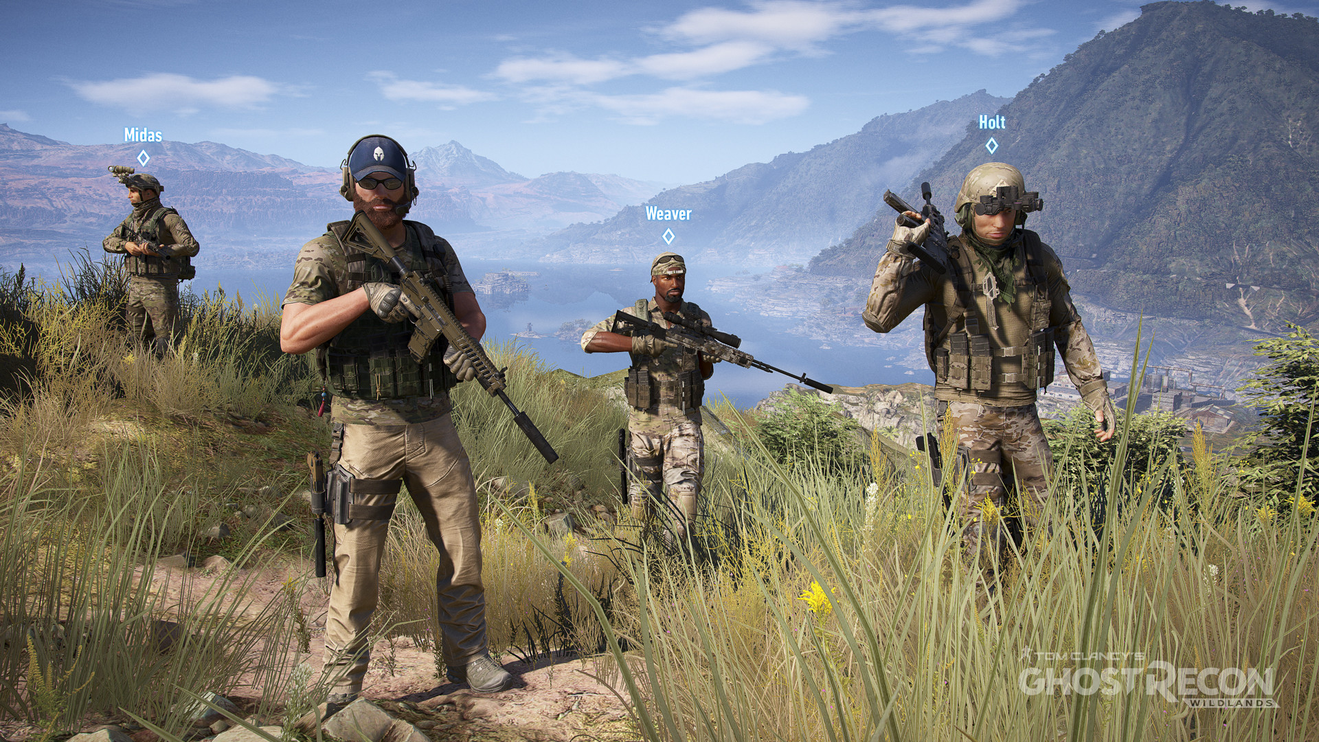 Ghost Recon: Wildlands to get another year of free DLC