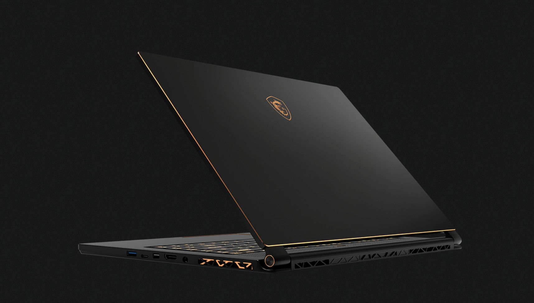 MSI's GS65 Stealth Thin packs Intel's 8th-generation CPU and