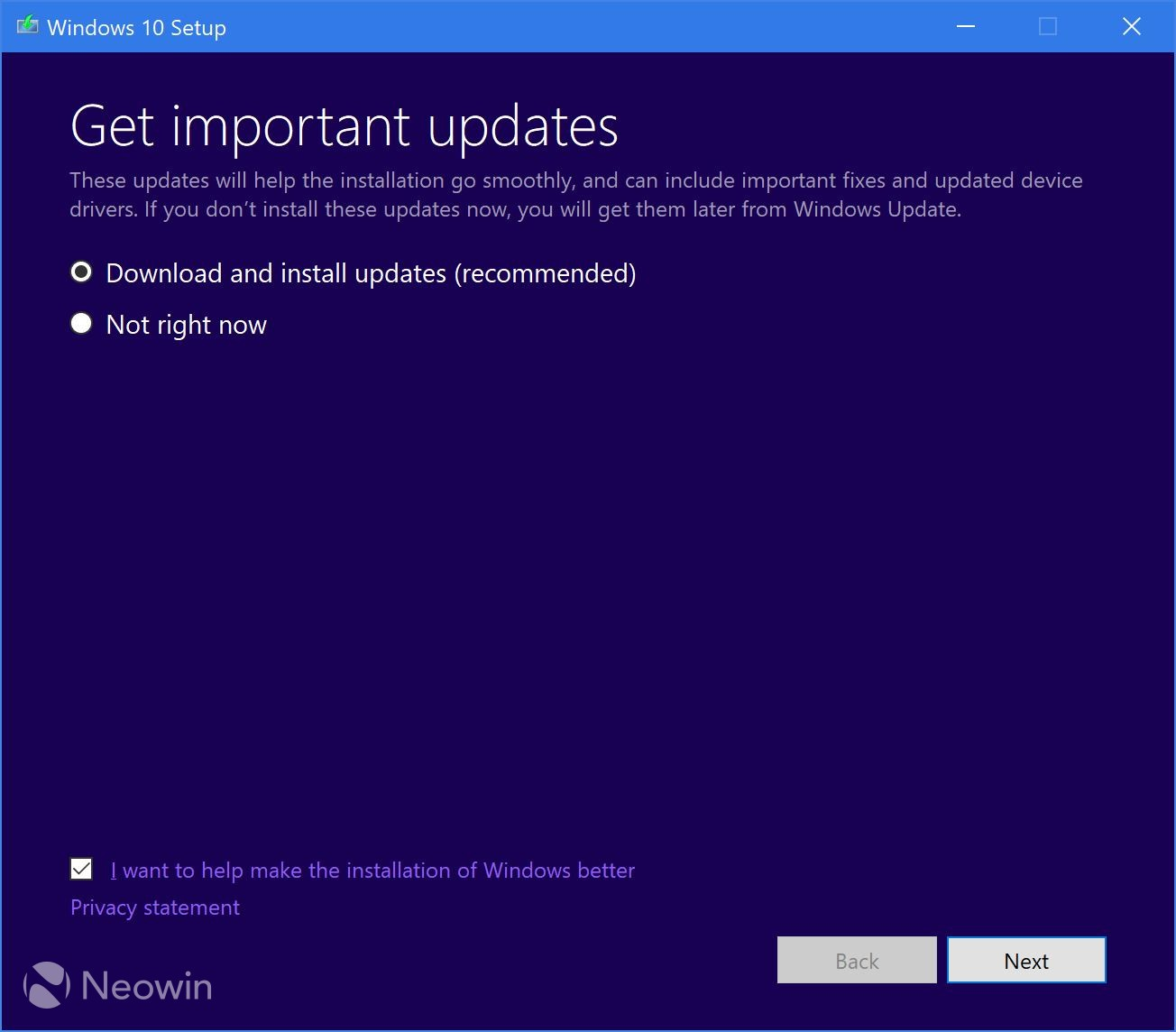 Heres How To Install The Windows 10 April 2018 Update Right Now