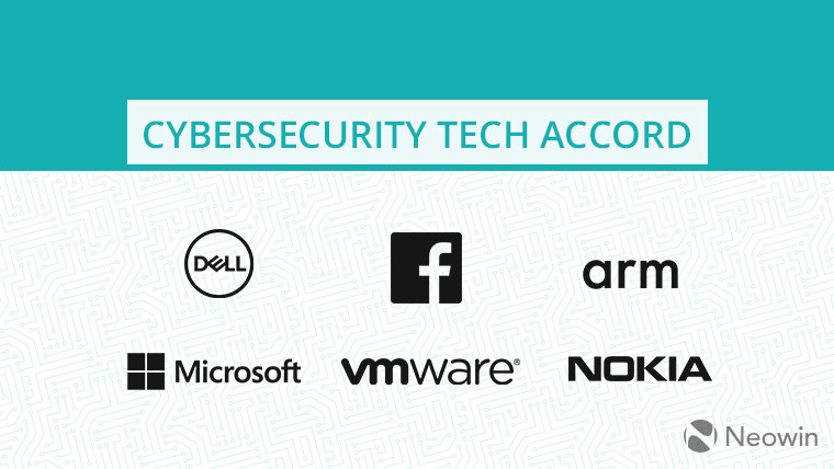 Microsoft, Facebook, dozens more sign Cybersecurity Tech Accord