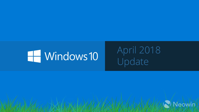 actualizacion windows 10 version 1803