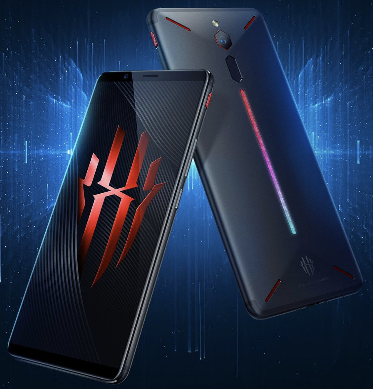 Red Magic debuts new gaming smartphone with RGB LED ...