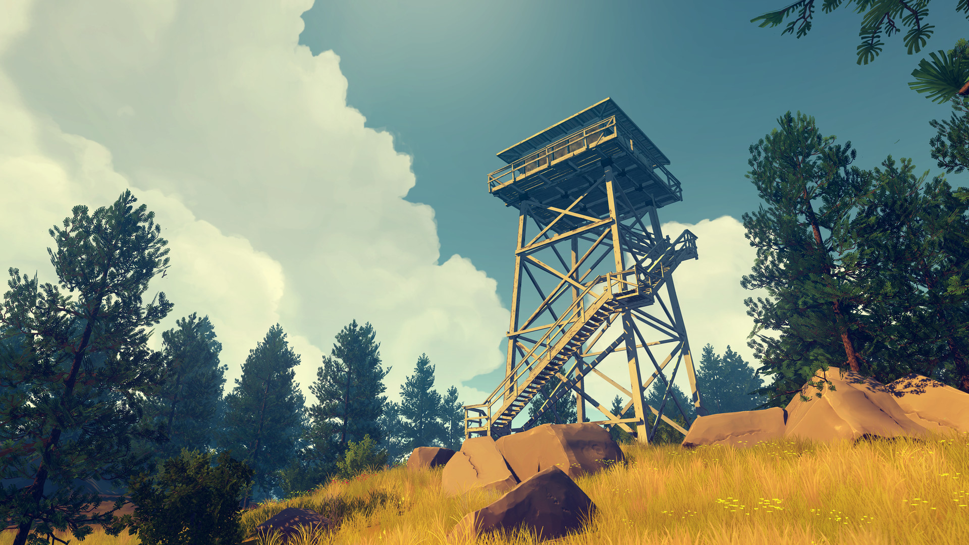 Valve picks up Campo Santo, Firewatch developer
