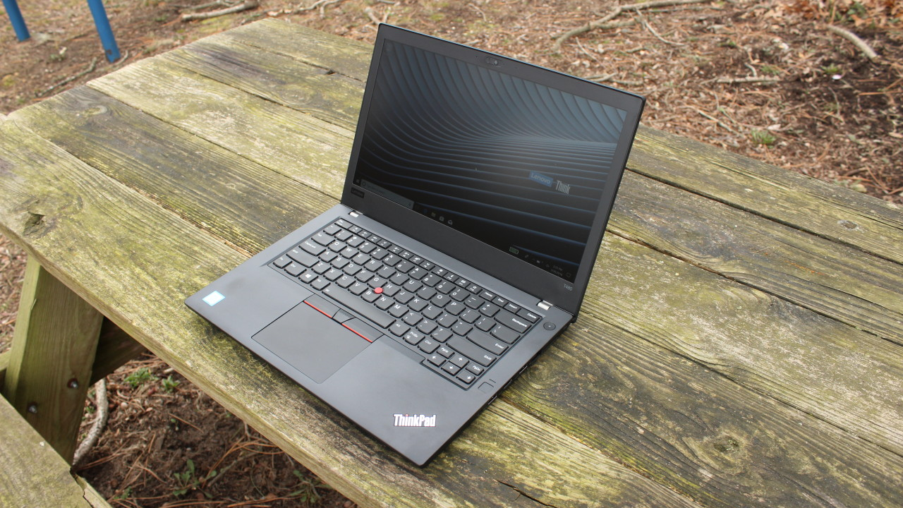 Lenovo ThinkPad T480 review: It's a solid workhorse - Neowin