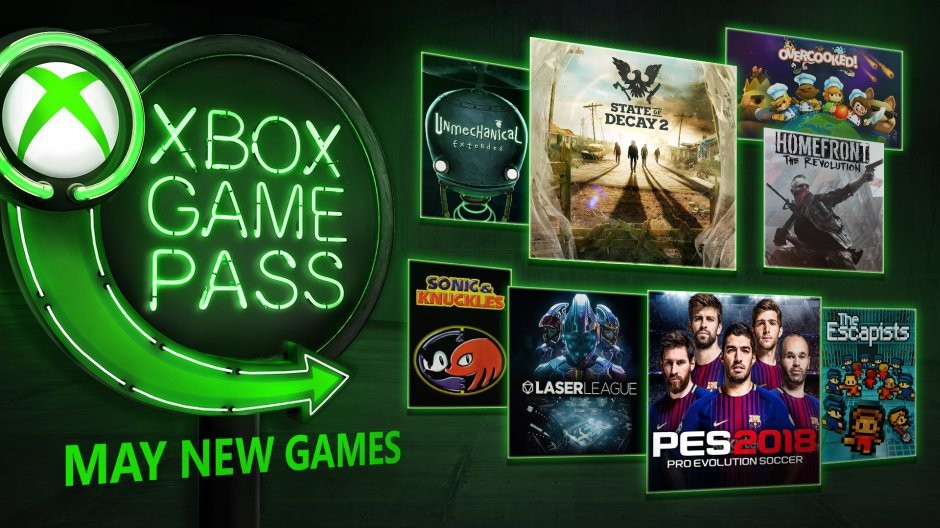 State of Decay 2 heads up May's Xbox Game Pass lineup