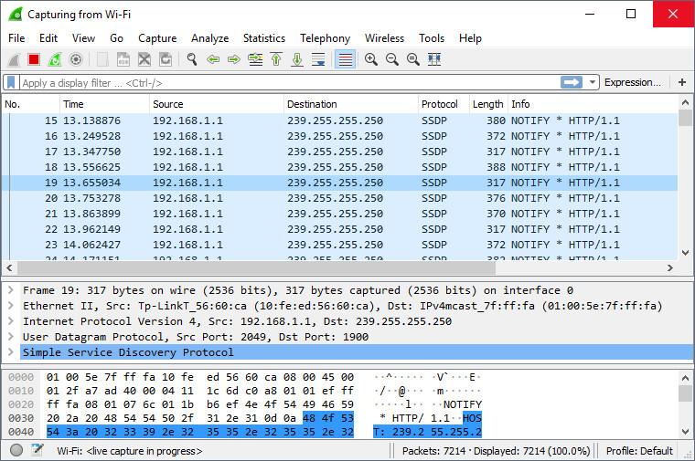 Wireshark 2 6 - Neowin