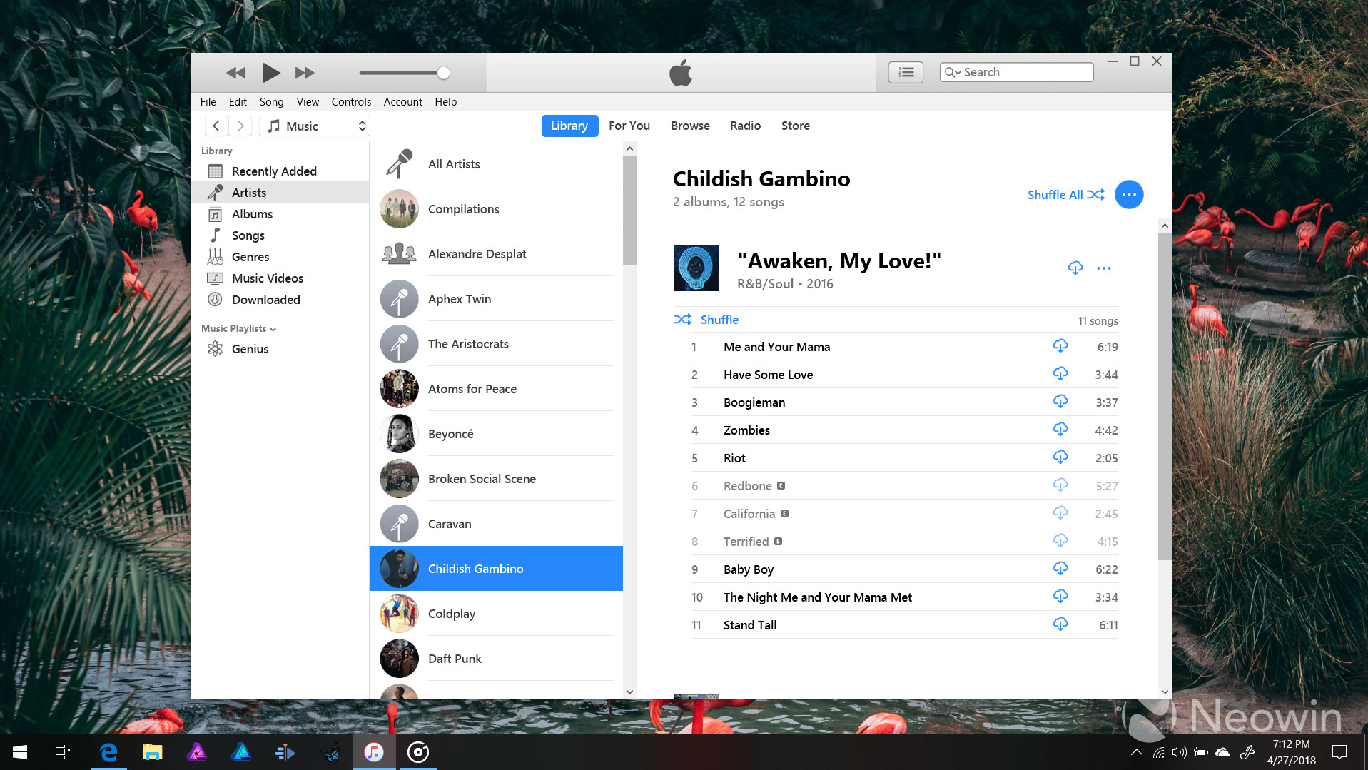 Hands-on with iTunes from the Windows Store: Centennial-ize
