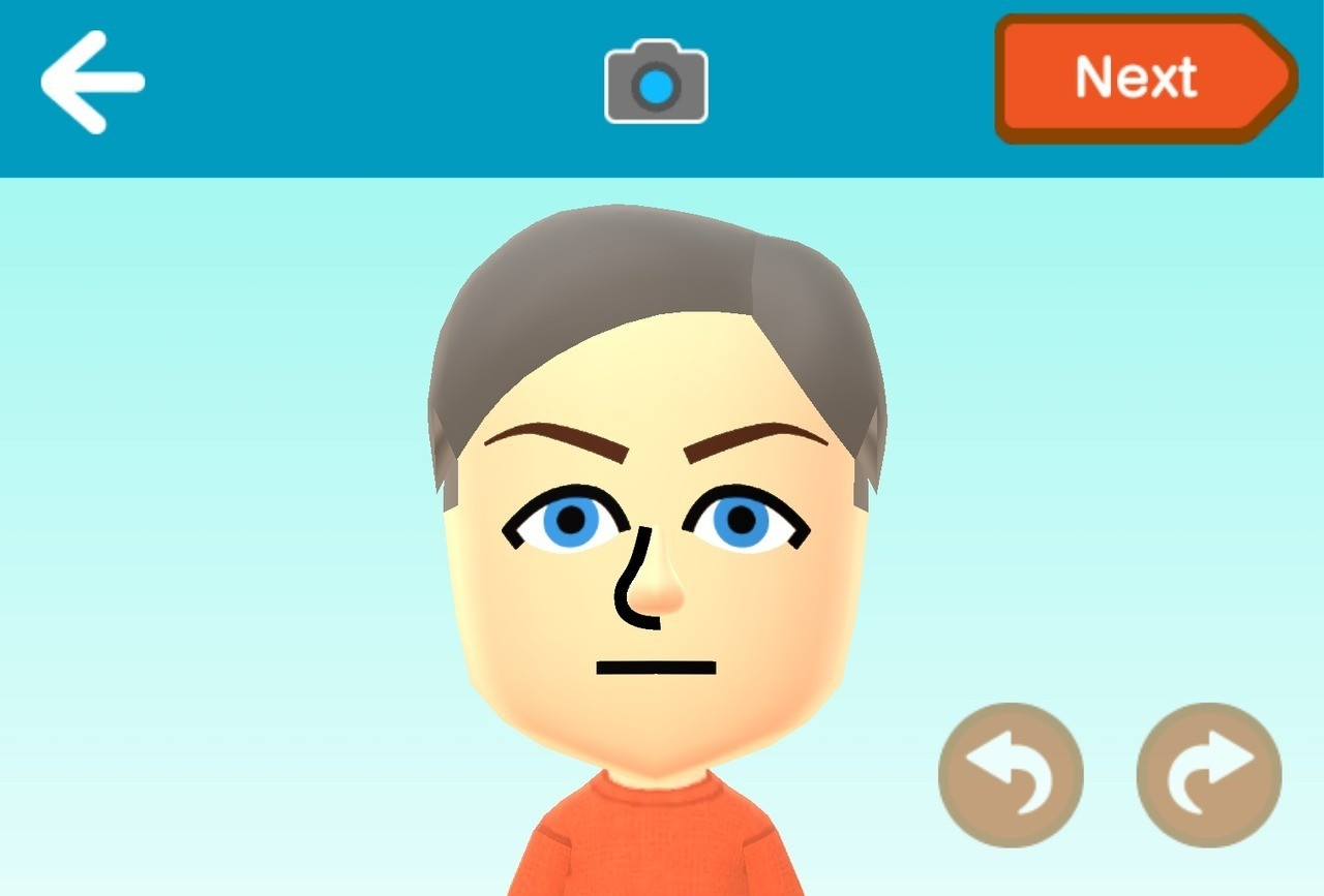 Nintendo will allow you to create a Mii character on a web